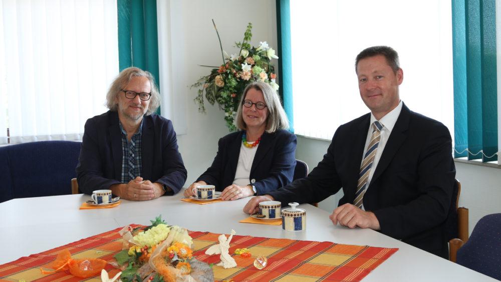 Trauerbegleitung durch Anke Grimm und Christian Vogtmann