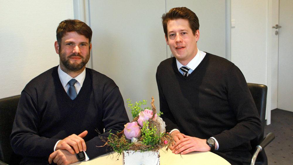 Erfahrungsaustausch in Bremen Kenan Aras und Björn Henschel