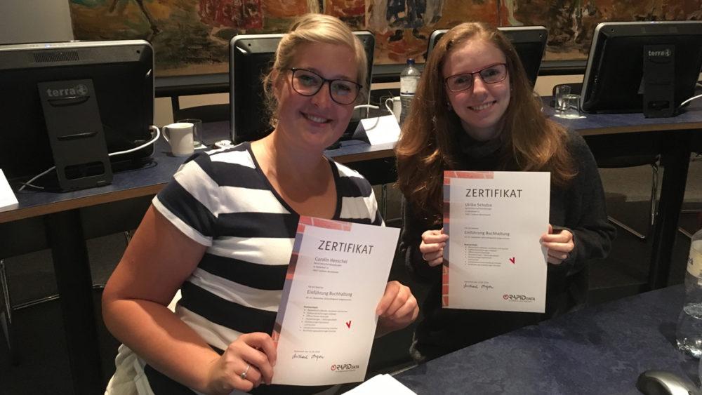Seminarabschluss und Zertifikat