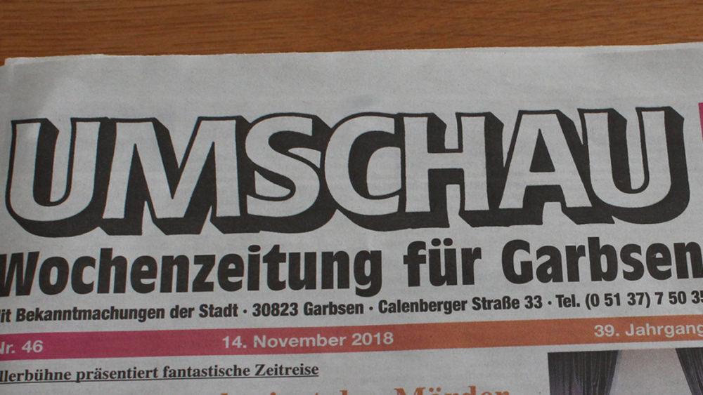 Umschau Zeitung